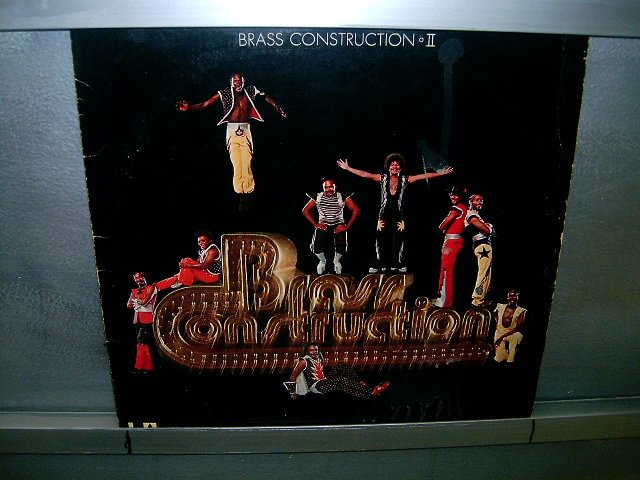 BRASS CONSTRUCTION 2 brass construction LP 1976 BLACK MUSIC EXCELENTE MUITO RARO VINIL