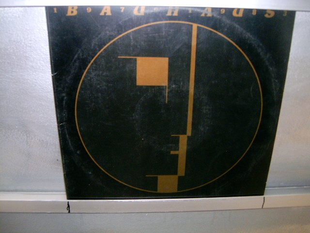 BAUHAUS 1979 - 1983 2LP 1985 GOTHIC ROCK**