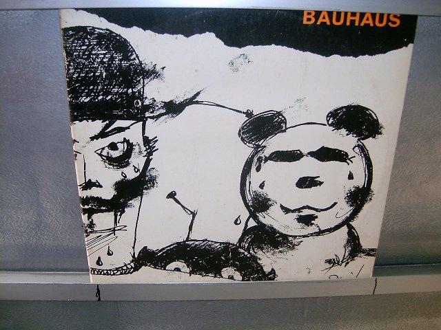 BAUHAUS mask LP 1981 ROCK G�TICO EXCELENTE MUITO RARO VINIL