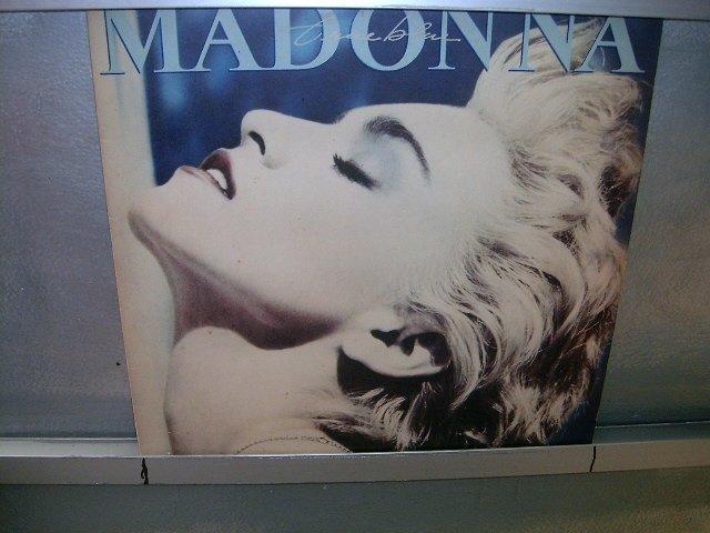 MADONNA true blue LP 1986 POP EXCELENTE MUITO RARO VINIL