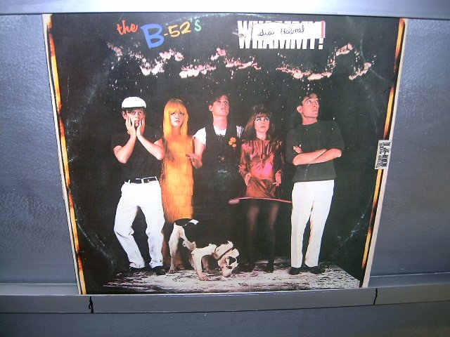 THE B-52'S whammy NEW WAVE*