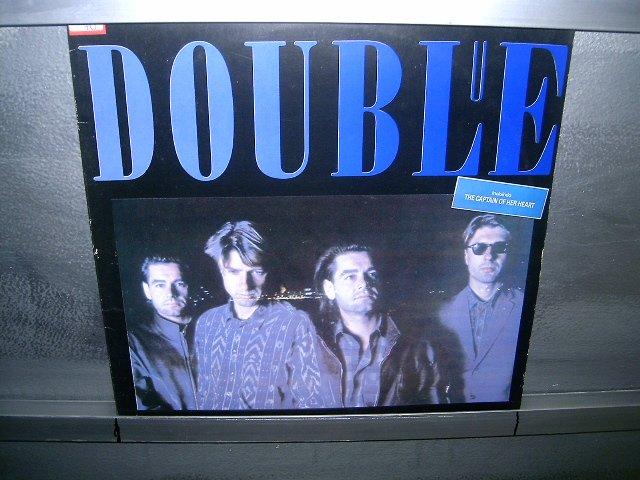 BLUE double LP 1986 ALTERNATIVO SEMI-NOVO MUITO RARO VINIL