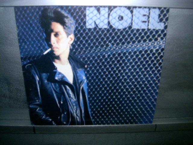 NOEL noel LP 1988 POP SEMI-NOVO MUITO RARO VINIL