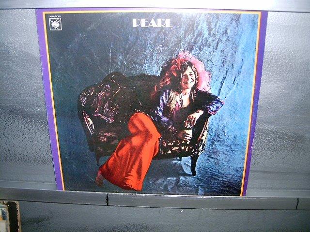 JANIS JOPLIN pearl LP 1970 ROCK MUITO RARO VINIL