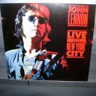 JOHN LENNON live in new york city LP 1972 ROCK*
