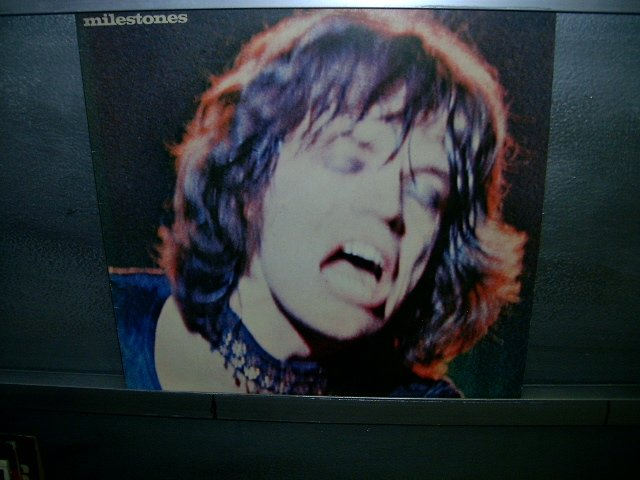 THE ROLLING STONES  milestones LP 1974 ROCK EXCELENTE MUITO RARO VINIL