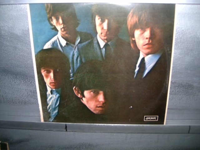 THE ROLLING STONES #2 LP 1965 ROCK EXCELENTE MUITO RARO VINIL