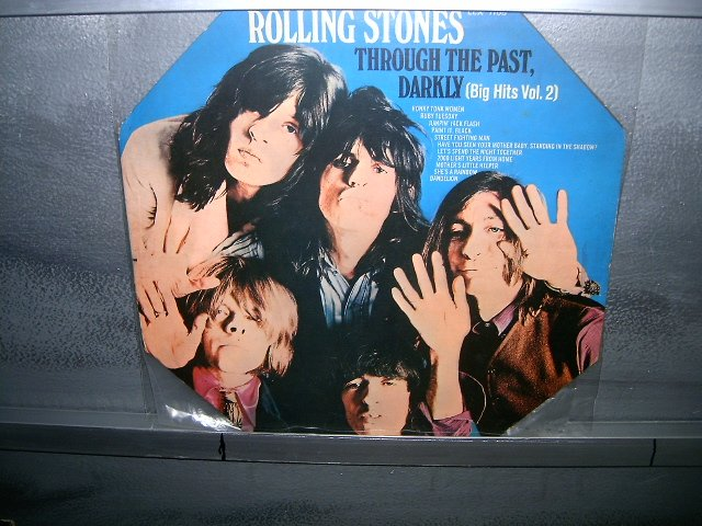 THE ROLLING STONES through the past darkly (big hits vol.2)