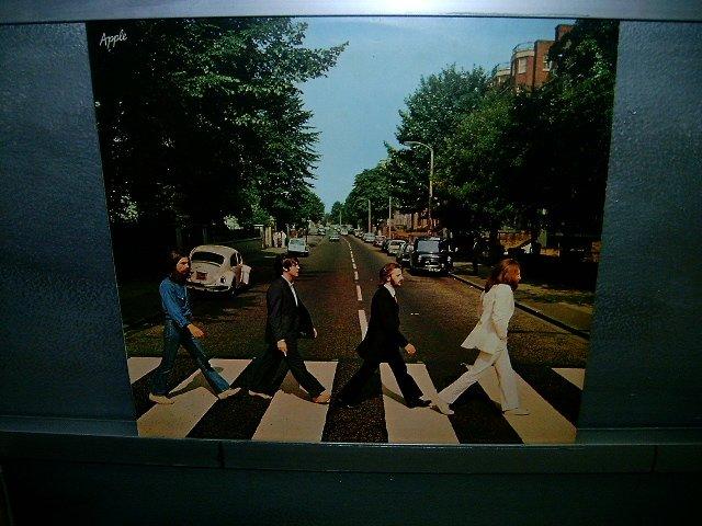THE BEATLES abbey road LP 1969 ROCK EXCELENTE MUITO RARO VINIL