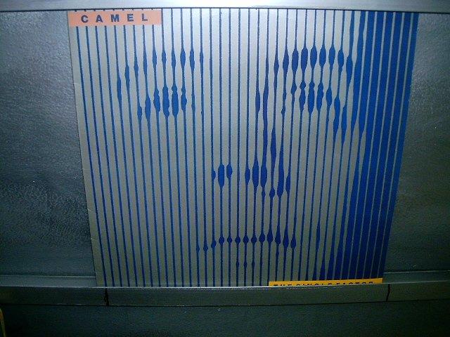 CAMEL the single factor LP 1982 ROCK EXCELENTE MUITO RARO VINIL