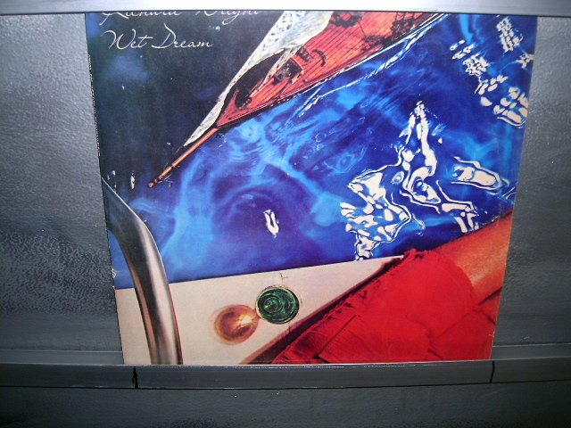 RICHARD WRIGHT wet dream LP 1978 ROCK*