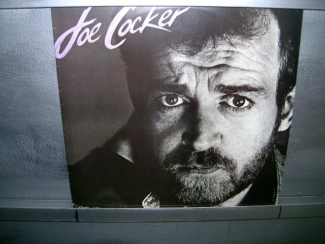 JOE COCKER civilized man LP 1984 ROCK SEMI-NOVO MUITO RARO VINIL
