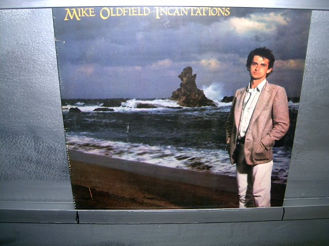 MIKE OLDFIELD incantations 2LP 1978 ROCK**