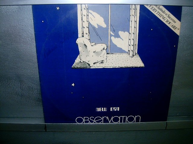 NEW ERA observation LP 1976 ROCK**