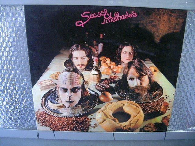 SECOS & MOLHADOS secos & molhados LP 1978 ROCK BRASIL SEMI NOVO MUITO RARO VINIL