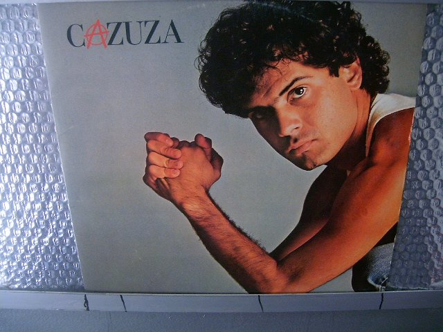 CAZUZA exagerado LP 1993 ROCK MUITO RARO VINIL
