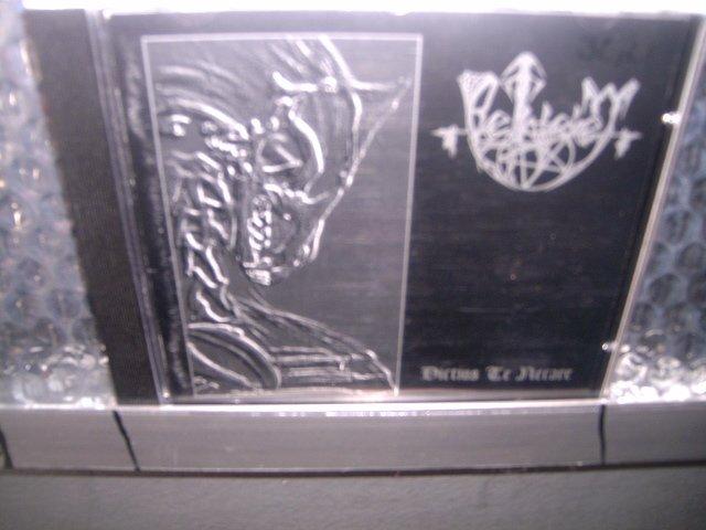 BETHLEHEM dictius te necare CD 1996 BLACK METAL