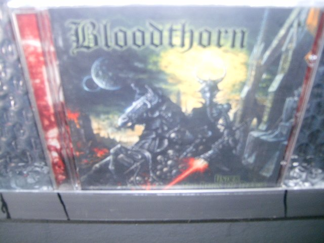 BLOODTHORN under the reign of terror CD 2001 DEATH METAL