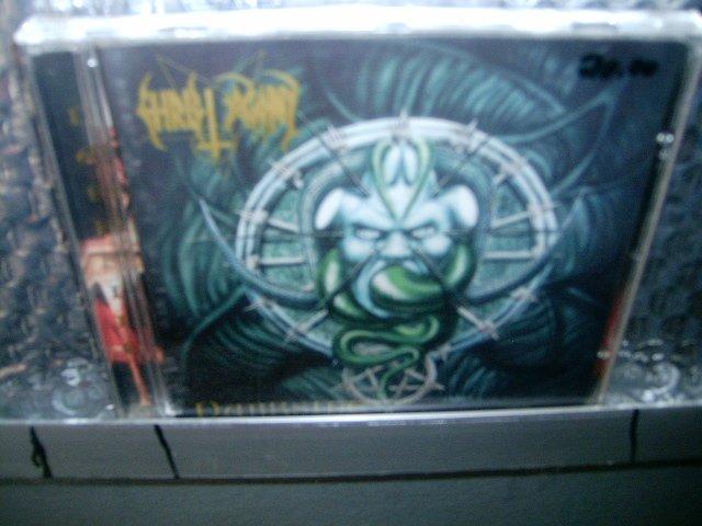 CHRIST AGONY darkside CD 1996 DEATH METAL