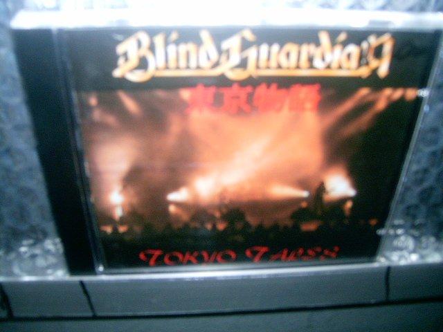 BLIND GUARDIAN tokyo tales CD 1993 HEAVY METAL