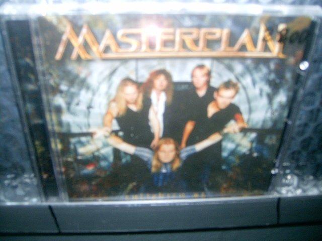 MASTERPLAN enlighten me CD 2002 HEAVY METAL
