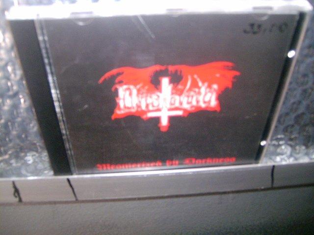 DIABOLI mesmerized by darkness CD ? BLACK METAL