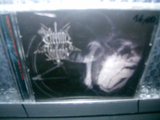 ETERNAL DARKNESS magnificent spiritual philosophn of darkness CD 2002 BLACK METAL