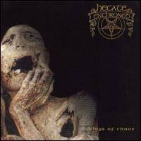 HECATE ENTHRONED king of chaos CD 1999 DEATH METAL