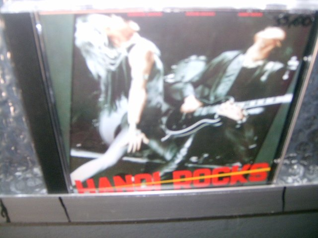 HANOI ROCKS bangkok shocks,saigon shakes,hanoi rocks CD 1981 GLAM PUNK ROCK