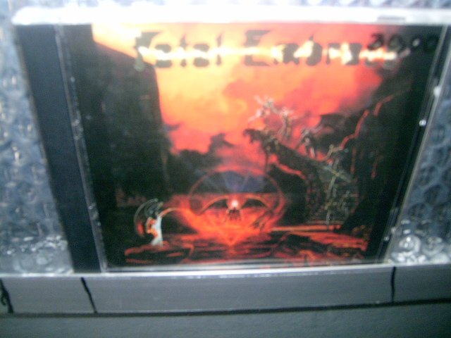 FATAL EMBRACE the ultimate aggression CD 2000 THRASH METAL
