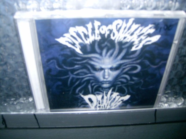DANZiG circle of snakes CD 2004 HEAVY METAL