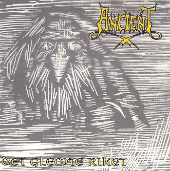 ANCIENT det glemte riket CD 1999 BLACK METAL