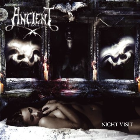 ANCIENT night visit CD 2004 BLACK METAL