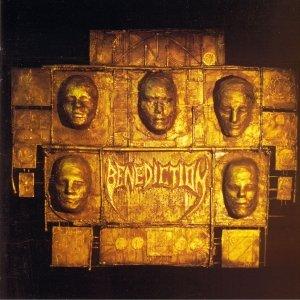 BENEDICTION the dreams you dread CD 1995 DEATH METAL