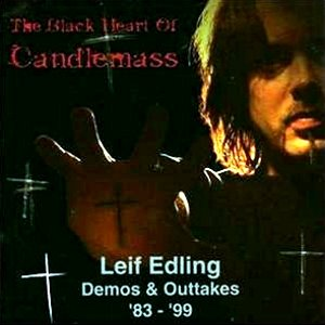 THE BLACK HEART OF CANDLEMASS leif edling - demos & outtakes '83 '99