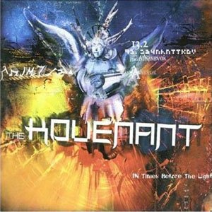 THE KOVENANT in times before the light CD 2003 INDUSTRIAL BLACK METAL