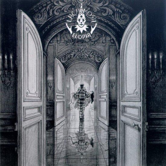 LACRIMOSA elodia CD 1999 GOTHIC METAL