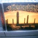 MORGION among majestic ruin CD 1996 DOOM METAL
