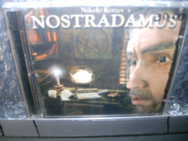 NOSTRADAMUS nostradamus 2CD 2001 HEAVY METAL