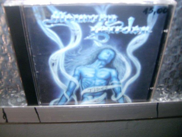 MEMORY GARDEN tides CD 1996 DOOM METAL