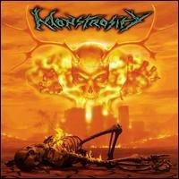 MONSTROSITY enslaving the masses 2CD 2001 DEATH METAL