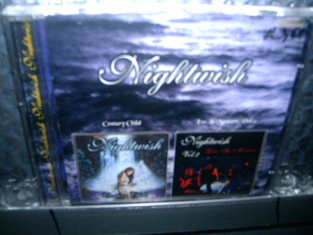 NIGHTWISH century child live in moscow vol.2 CD 2002 2001 HEAVY METAL