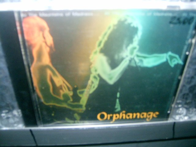 ORPHANAGE at the mountains of madness CD 1997 DEATH/DOOM METAL