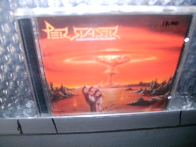PERSUADER evolution purgatory CD 2004 HEAVY METAL