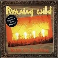 RUNNING WILD ready for boarding CD 1988 HEAVY METAL