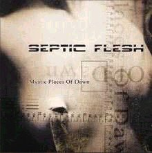 SEPTIC FLESH mystic places of dawn CD 1994 GOTHIC/DEATH METAL