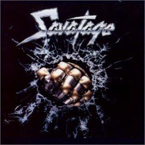 SAVATAGE power of the night CD 2002 HEAVY METAL