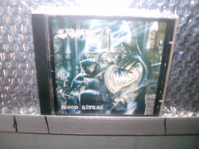 SAMAEL blood ritual CD 1992 BLACK METAL