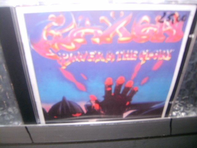 SAXON the power & the glory CD 1983 HEAVY METAL