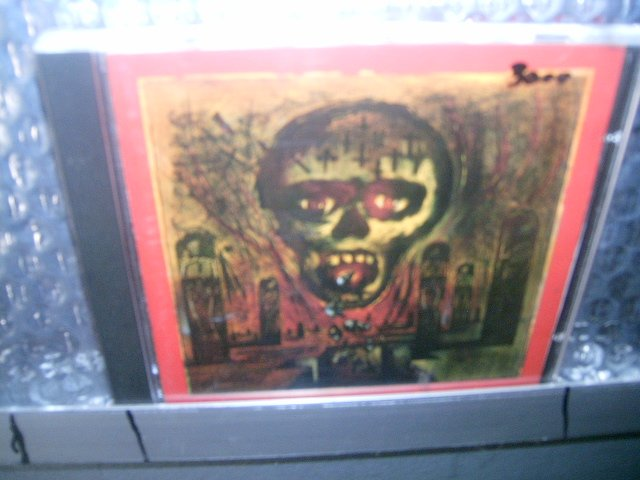 SLAYER seasons in the abyss CD 1990 THRASH METAL